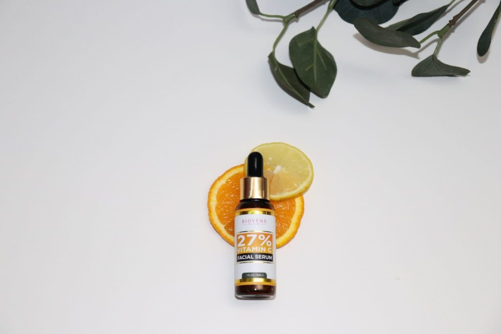 serum, serume, vitamin c, vitamina c, botella, biovene barcelona, naranja, limon, lemon, orange